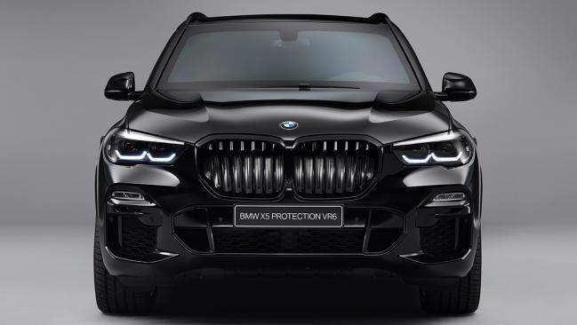 BMW X5 Protection VR6 2020: un ángel de la guarda a prueba de bombas