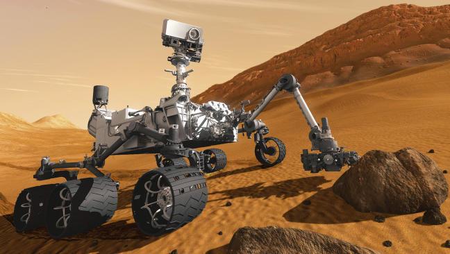 Curiosity: el todoterreno que rueda por Marte desde 2012