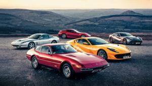 Fotos: Los mejores Ferrari V12