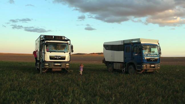 Zocama fabrica autocaravanas de expedición en versión española