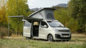 Fotos de la Citroën Spacetourer by Tinkervan