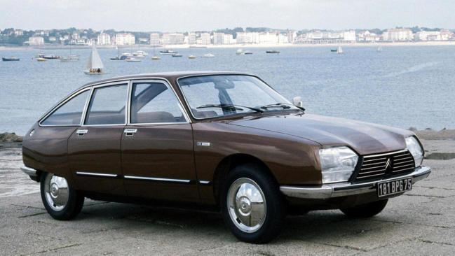 Coches clásicos: el Citroën GS cumple 50 años