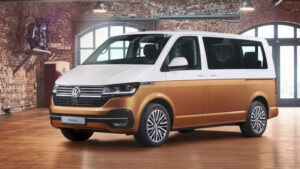 Fotos del Volkswagen Multivan 6.1