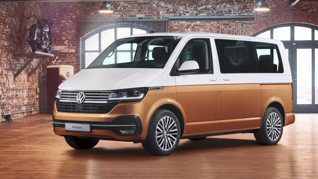 La Volkswagen T6 se renueva