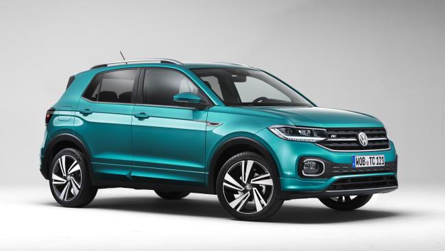 Así es el Volkswagen T-Cross, el nuevo SUV urbano de la marca alemana