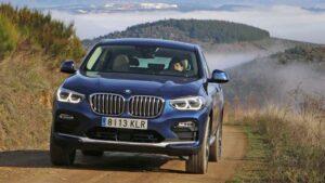 Prueba: BMW X4 xDrive20d