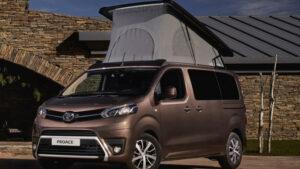 Fotos de la Toyota Proace Verso Camper