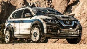 Fotos del Nissan réplica del Halcón Milenario