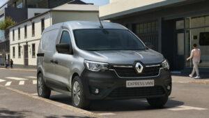 Fotos: Renault Express 2021