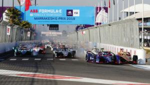 Fotos de la Fórmula E: Marrakech 2019