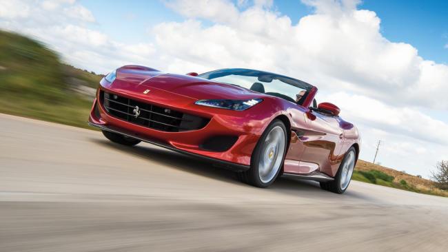 Prueba del Ferrari Portofino: un descapotable muy versátil