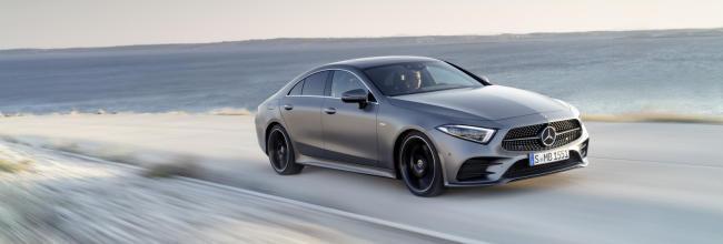 Mercedes-Benz CLS 2018: estos son sus precios para España