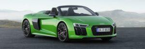 Fotos Audi R8 Spyder V10 plus