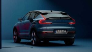 Fotos: Volvo C40 Recharge 2021