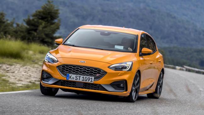 Ford Focus ST 2020: primera prueba