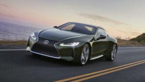 Fotos del Lexus LC 2020 Edición Limitada