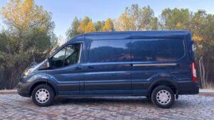 Fotos: Ford Transit Van 2.0 EcoBlue 170 AWD