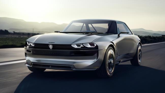 Peugeot e-Legend, así es el coche eléctrico y autónomo que anuncia Peugeot