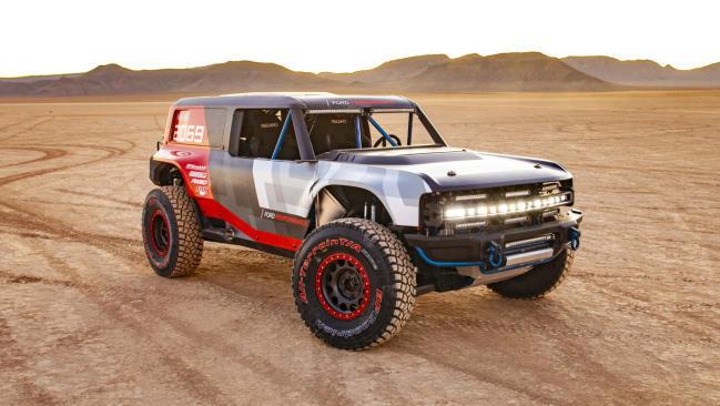 Ford anticipa el regreso del Bronco para su participación en la Baja 1000