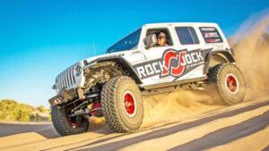 Los Jeep Wrangler del SEMA Show 360
