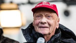 Fotos de Niki Lauda (1949-2019)
