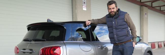 Mini Clubman Cooper S, probado por el lector  Ignacio Pérez Sanz