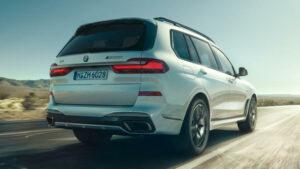 Fotos de los BMW X5 y X7 M50i