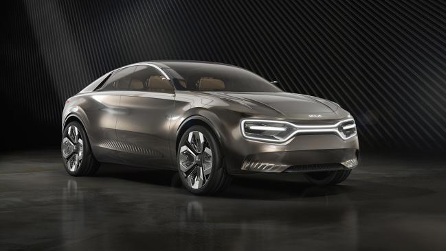 «Imagine by Kia»: así ve Kia el vehículo eléctrico del futuro