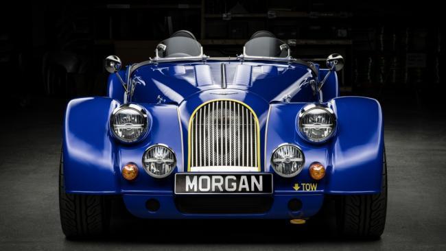 Fotos del Morgan Plus 8 50th Anniversary