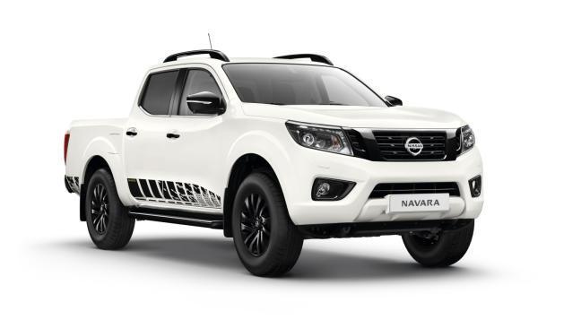 Fotos del Nissan Navara N-Guard