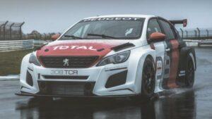 Fotos del Peugeot 308 TCR