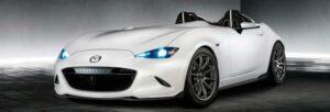 Fotos del Mazda MX-5 Speedster Evo