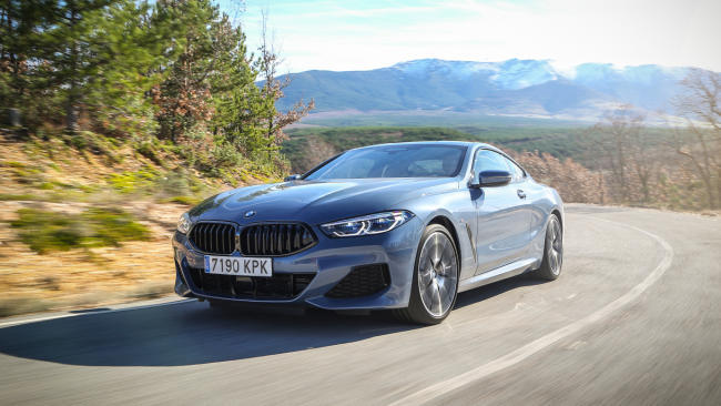 Primera prueba: BMW 840d xDrive Coupé