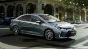 Fotos: Toyota Corolla Sedan 2021