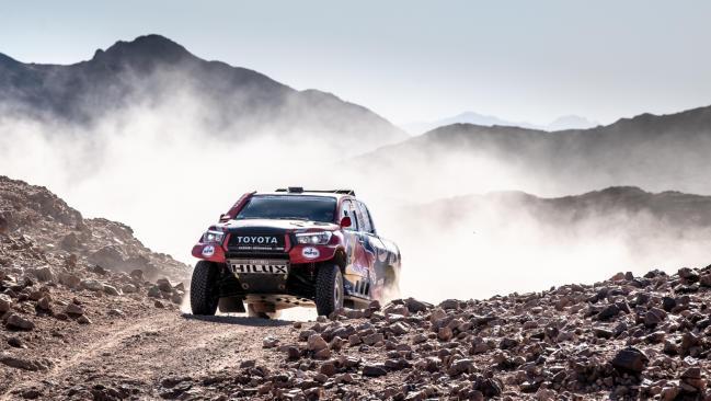 Rally Dakar 2020: resumen de la segunda etapa