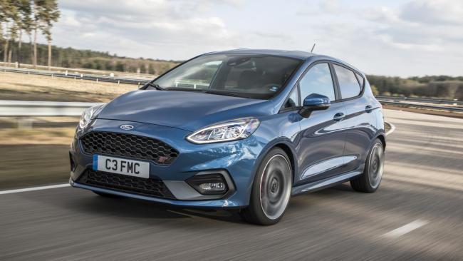 Prueba a fondo del Ford Fiesta ST 2018