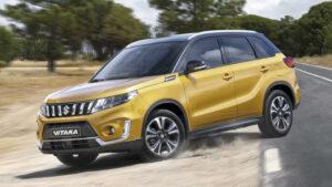 Fotos: Prueba Suzuki Vitara 2020