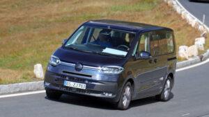 Fotos: Volkswagen Multivan T7 2021
