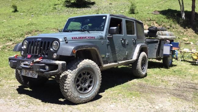 Jeep Wrangler Rubicon, en oferta, con descuentos de hasta 15.000 euros
