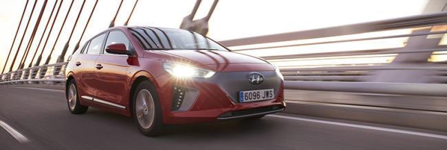 Primera prueba del Hyundai Ioniq EV