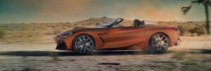 Fotos del BMW Concept Z4