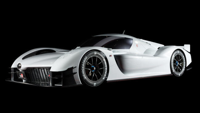 Toyota GR Super Sport Concept: híbrido y con 1.000 CV