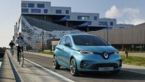 Fotos del Renault Zoe 2020
