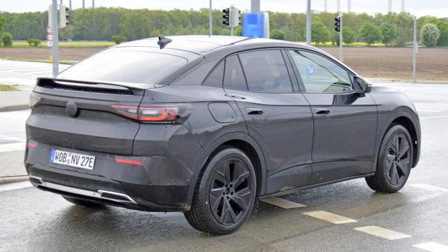 Fotos espía del Volkswagen ID.4 Coupé 2021: nuevo SUV eléctrico