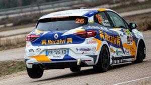 Fotos: Prueba del Renault Clio RSR 2021 de competición