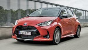 Fotos: Toyota Yaris híbrido 2021
