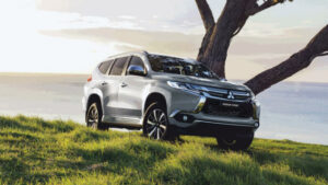 Fotos del Mitsubishi Montero Sport 2018