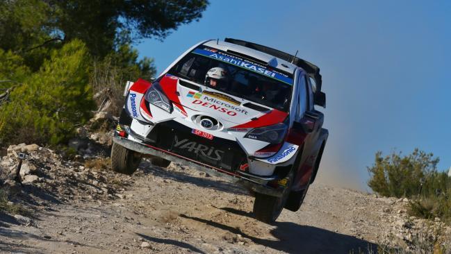 Fotos del WRC: Rally de España 2019