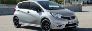 Fotos del Nissan Note Black Edition