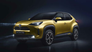 Fotos: Nuevo Toyota Yaris Cross